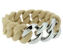 "Armband ""Original"" 107029 Edelstahl sand silber"