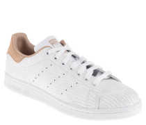 "Sneaker ""Stan Smith"", Leder, strukturiert, Ortholite-Sohle"
