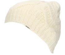 Mütze, Strick, Fleece-Innenfutter