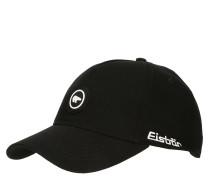 Cap, reine Baumwolle, verstellbar, Marken-Details