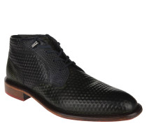 Stiefel, Leder, Strukturierung, Wechselfußbett