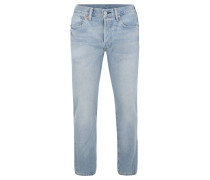 "Jeans ""501"", Regular Fit, Baumwolle, Waschung"