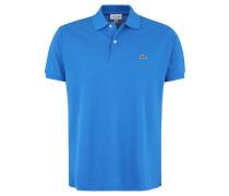 Poloshirt, Classic Fit, Piqué, Baumwolle, unifarben