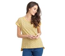 T-Shirt, floraler Print