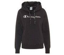 Sweatshirt, Regular Fit, Logo-Stickerei, Kapuze, Taschen