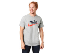 "T-Shirt ""Heritage"", Logo-Print, Baumwolle"