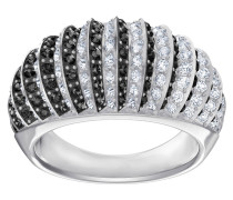 Ring Luxury, 5406948, Jet/Crystal