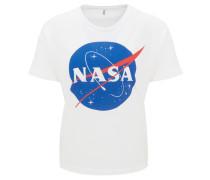 """Shirt """"NASA-Print"""", reine Baumwolle"""