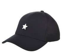 "Cap ""Star"", Stretchband, Sterne-Patch"