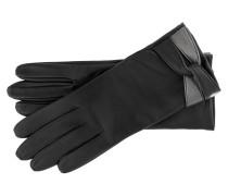 """Handschuhe """"Twisted Knot"""", Leder"""