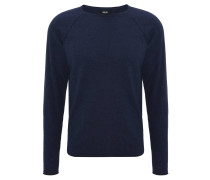 Pullover, Strick, Seiden-Anteil