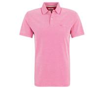 """Poloshirt """"Paddy"""", Baumwolle, Piqué, Brusttasche, Melange"""