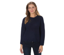 Pullover, Strick, Rundhalsausschnitt