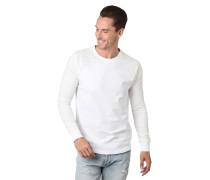 Langarmshirt, Raglan-Ärmel, Brusttasche