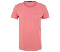 T-Shirt, Brusttasche, Jersey, Baumwolle