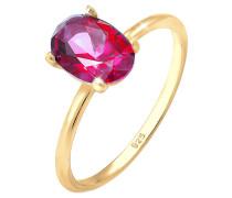 Ring Bandring Topas Edelstein Swarovski® 925er Silber