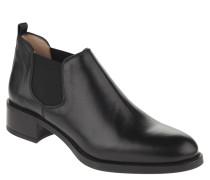 "Chelsea Boots ""Emma"", Blockabsatz, Glattleder"