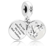 "Charm Silber ""Perfect Christmas"" mit Zirkonia 797562EN12"