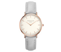 Damenuhr The Tribecca White Rose gold + Tangerine Strap Rose Gold TWT-X015