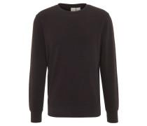 Sweatshirt, Rundhalsausschnitt, Bündchen