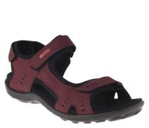 Sandalen, Klettverschluss, griffige Sohle