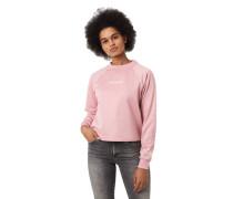 """Sweatshirt """"XTG Crew"""", Kontrast-Details, Logo-Print"""