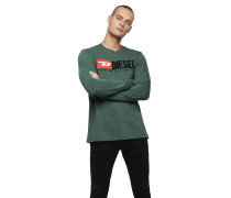 "Shirt ""T-JUST-LS-DIVISION"", Regular Fit, Lange Ärmel"