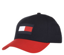 Cap, Logo-Emblem, zweifarbig, verstellbar