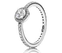 Timeless Elegance Ring  mit Zirkonia 190946CZ-58