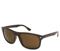 """Sonnenbrille """"RB 4226"""", Trapez-Form, havana"""
