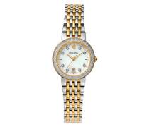 Diamant Damenuhr 98W211