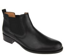 Chelsea Boots, Veloursleder, elastischer Einsatz
