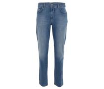 "Jeans ""Cooper"", Regular Fit, Baumwoll-Mix"