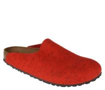"""Pantoffeln """"Amsterdam"""", Leder-Decksohle, ergonomisches Fußbett"""