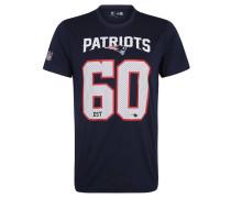 New England Patriots T-Shirt, Print, atmungsaktiv