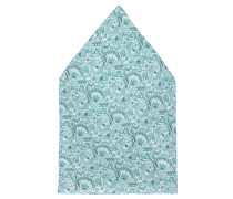 Einstecktuch, reine Seide, Ornament-Muster
