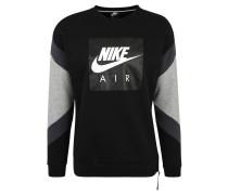 """Sweatshirt """"Aircrew"""", Print, seitlicher Reißverschluss"""