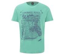 T-Shirt, Print, Baumwolle