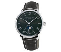 Herrenuhr Slimline Moonphase Manufacture FC-705GR4S6