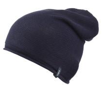 """Mütze """"Caiman"""", Beanie-Stil, Rollsaum, Marken-Emblem"""