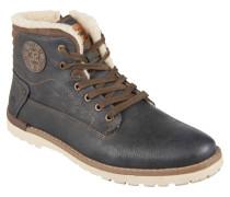 Boots, gefüttert, Naht-Details