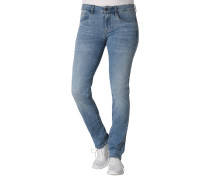 "Jeans ""3301 Deconst Mid Straight Wmn"", Super-Stretch"