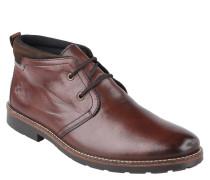 Boots, Leder, Schnürung, Lammwoll-Futter
