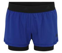 Shorts, 2-in-1, atmungsaktiv, schnelltrocknend