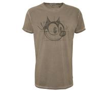 """T-Shirt """"Felix the Cat"""", Front-Print, Waschung"""