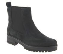 Chelsea-Boots, Leder, Profilsohle