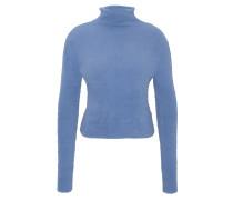 Pullover, cropped, Rollkragen