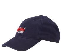 Cap, Marken-Stickerei, Kontrast-Detail