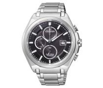 """Herrenuhr """"Super Titanium"""" CA0350-51E Chronograph"""