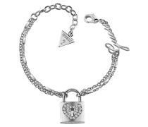 """Armband """"HEART LOCK"""" UBB85116-S"""